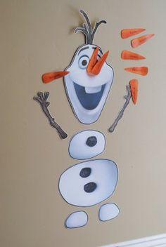 frozen party - fête reine des neiges