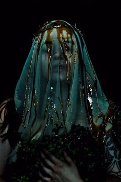 """Photographer & Artist: Holly Burnham """"The Amber Woods Are Calling"""" 2015 La Pieta, The Wicked The Divine, Arte Obscura, Dark Photography, Fashion Photography, Photography Lighting, Arte Horror, Foto Art, Dark Beauty"""