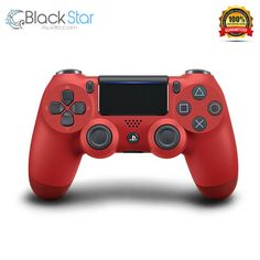 Sony DualShock 4 Wireless Controller - Magma Red for sale online Red Platform, Playstation 2, Sony, Gaming, Videogames, Game