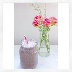 The Ultimate Blueberry and Banana Breakfast Smoothie | Deliciously Ella. Video: http://deliciouslyella.com/video-blueberry-and-banana-smoothie/