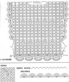 Labores en hilados de algodón ideales porque no se desarman ni se decoloran con el paso del tiempo por su uso frecuente ,por el aire o el...