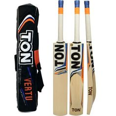 Show details for SS Ton Vertue English Willow Cricket Bat by Sunridges