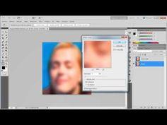 Como eliminar el brillo de una fotografía (Retoque fotográfico)