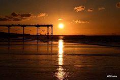 Mark cardaropoli saltburn sunset