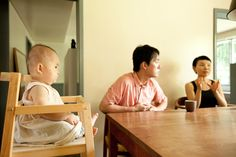 山本 祐布子さん 江口 宏志さん 『手仕事のぬくもりと健やかな風がながれる3人暮らし』 / INTERVIEWS / LIFECYCLING -IDEE-