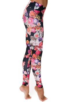 Onzie Hot Yoga Long Legging in Kimono