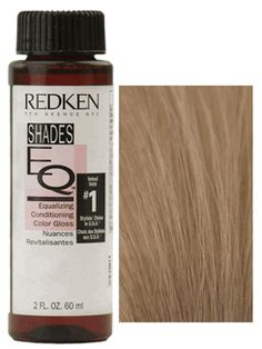Redken Shades EQ Equalizing Conditioning Color Gloss - - Butterscotch *** To view further for this item, visit the image link. (This is an affiliate link and I receive a commission for the sales) Redken Shades Eq, Sun Tea, Demi Permanent, Benzoic Acid, Thing 1, Cream Soda, Nyc, Fragrance Parfum, Tatoo