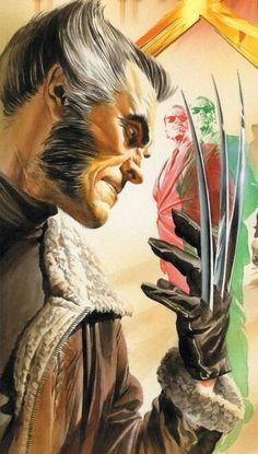 Wolverine •Alex Ross