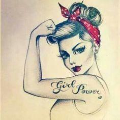 Girly.... GIRL POWER