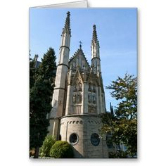 Apollinaris Church in #Remagen, #Germany #Cards