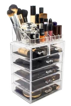 (paid link) The Boldest and Brightest burgundy makeup see For Summer 2021 ... is a worry but it always {} s therefore good also. #burgundymakeuplook Makeup Drawer Organization, Organization Hacks, Jewellery Storage, Jewellery Display, Burgundy Makeup Look, Display Case, Diy Beauty, Shoe Rack, Vanity