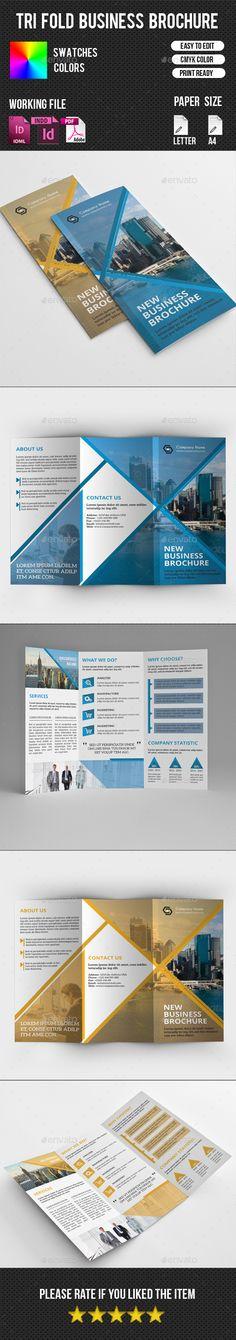 Corporate Trifold Brochure-V227