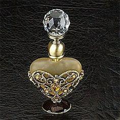 Decorative perfume bottle
