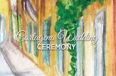 Cartagena Wedding posted on Hand-Painted Weddings