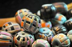 Lattitudes beads 6 by Page's Creations, via Flickr