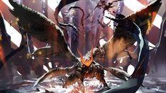 Fantasy Character Design, Character Art, Arata Tokyo Ghoul, Dark Knight Costume, Blackbird Song, Rpg World, Dante Devil May Cry, Demon Art, Art Memes