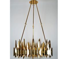 Palermo Chandelier by Zia-Priven, Inc
