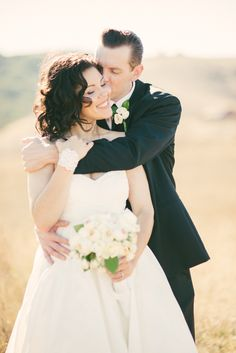 love this wedding // Kelly & Ian, married in The Old Homestead!