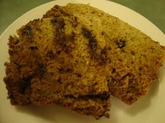 Chocolate Chip Zucchini Bread
