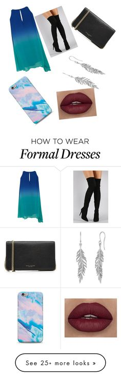 """""""Formal dress..."""" by despinapa on Polyvore featuring Liliana, Marc Jacobs and formaldress"""