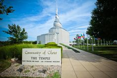 Community of Christ Temple in Independence, MIssouri