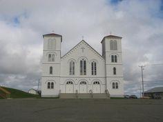 Les Îles-de-la-Madeleine (église Saint-François-Xavier), Québec, Canada (47.222339, -61.932594)