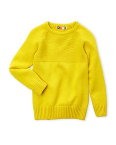 Msgm (Boys 8-20) Wool Knit Sweater