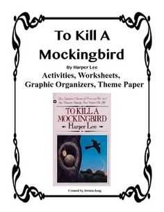 analysis the mockingbird metaphor in the book to kill a mockingbird To kill a mockingbird by harper lee was written in the 1950s and published mid-1960 we shall explore the plot, characters and themes in the book the symbolism relied on by the author shall be addressed according to its relevance to the plot.