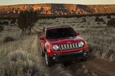 On Sunday, Jalopnik picked up on some leaked images of the 2015 Jeep Renegade, the newest addition to the Jeep lineup that's just debuted at this month's Geneva Auto Show. From there, word of the Fiat-based small SUV quickly made its way around to other news outlets and forums like blotter sheets at Bonnaroo.