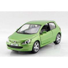 Click to Buy << Factory 1:43 Peugeot 308S alloy car models Favorites ...