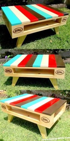 Impressive 16 DIY Wooden Pallet Ideas and Projects Reusing the wood pallet is not that much hard task as you do think out to be. Reusing the wood pallet into . Read moreImpressive 16 DIY Wooden Pallet Ideas and Projects Recycled Pallets, Wooden Pallets, Wooden Diy, Pallet Wood, Diy Wood, Pallet Seating, Table From Pallets, Diy Pallet Table, Wood Crafts