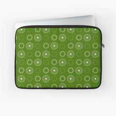 White Dandelion, Laptop Case, Sleeve Designs, Back To Black, Laptop Sleeves, Pattern, Patterns, Model, Swatch