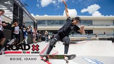 WATCH LIVE: Women's Skateboard Park Final | Road to X Games Boise Qualifier – X Games: Source: X Games