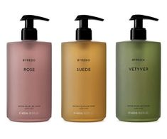 pour la peau BYREDO Official Site - Shop Fragrances, Bodycare, Candles and Leather Goods - USA Weddi Honey Packaging, Cool Packaging, Plastic Packaging, Bottle Packaging, Brand Packaging, Packaging Ideas, Skincare Packaging, Cosmetic Packaging, Beauty Packaging