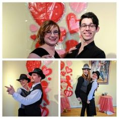 Valentines mystery dance in Littleton! Adventures and Dance!