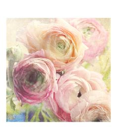 Love this Pastels Canvas by Epic Art on #zulily! #zulilyfinds