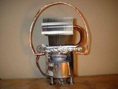 Resultado de imagem para diy thermoelectric generator
