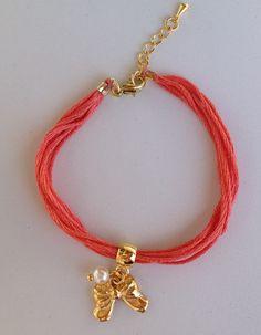 Red string bracelet pulseira fio vermelho