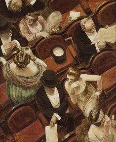 Albert Guillaume (1873-1942) – Au théâtre (ca 1910-15)