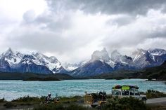 Sometimes all you need is stop and enjoy. Patagonia. Torres del Paine…