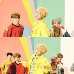 BTS Love Yourself Her DNA MV Jimin that was adorable