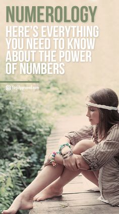 Through numerology, the numbers 1-9 can tell you so much about your life, strengths, and your life's purpose. Learn how to read your numbers here.