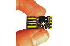 PicoDuino Attiny85 arduino & RGB led. Digispark IDE compatible. PCB / mini / micro USB
