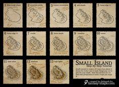 Map Making-Small Island Tutorial Creando Mapas-Tutorial de Isla Pequena