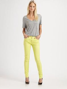 7 For All Mankind  The Skinny Jeans  Saks