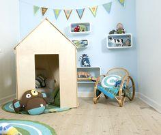 libreria a moduli Sebra. Modern Bookshelf, Bookshelves, Kid Spaces, Toddler Bed, Nursery, Storage, Bedroom Inspiration, House, Furniture