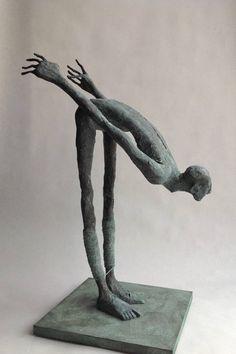 Pablo Hueso sculpture
