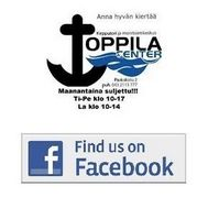 You find us on #Facebook - Löydät meidät Facebookista. You all are warmly welcome!
