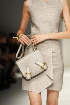 Salvatore Ferragamo Spring Summer Ready To Wear 2013 Milan ~ wow ♥ high-style business attire