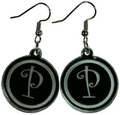 Curly Letter P Dangle Earrings EP Laser http://www.amazon.com/dp/B00B6UHMM2/ref=cm_sw_r_pi_dp_jwJbwb1AFQGDH